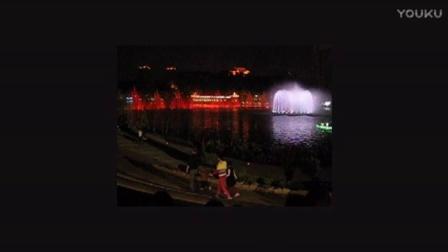 阳江鸟鸟湖之夜景实录