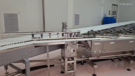 全自动高速理料包装机