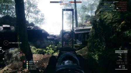 Battlefield 1 03.08.2017 M95卡宾枪连杀