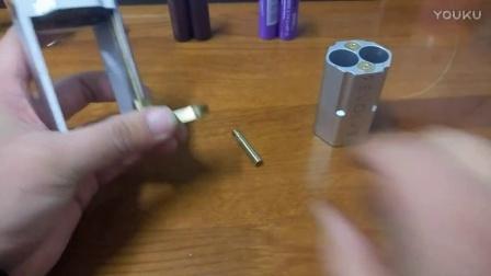 Revolver左轮机械双电并联盒子测评