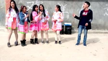 苗族歌曲―2017洪水沟演出