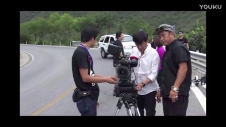 《让生命无憾》国民交通安全系列公益宣传教育片拍摄现场