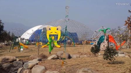 球型穹顶鸟巢温室施工方法教程