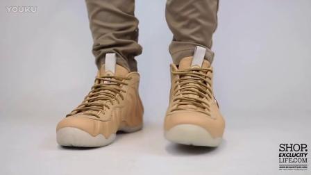 Nike Air Foamposite Pro AS Premium -Vachetta Tan 上脚欣赏