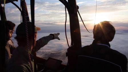 一生难得的飞行经验,黄金海岸热气球公司
