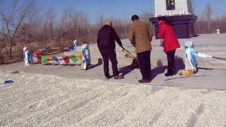 嘎达梅林纪念碑(1)