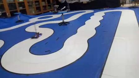 2017第十二届飞思卡尔 恩智浦 四轮摄像头 提速了,提速了这圆环过的666