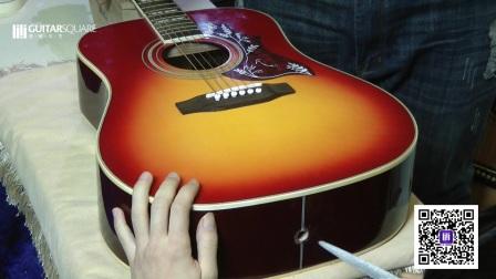 [官方教程]吉他平方美产sunrise s2拾音器安装教程试听评测