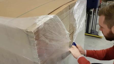 博壳松拉伸膜测试 Boxon Stretch Film Test
