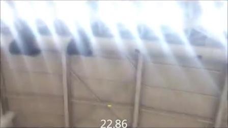 韩国m1a2tank的滞空鸟飞机飞行(24s)