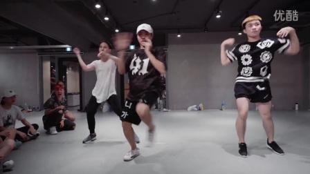 (MinaMyoung编舞)ArianaGrande-NickiMinaj-SidetoSide