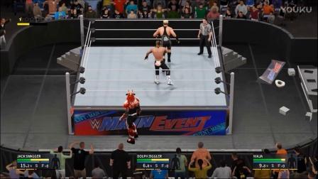 【WWE2K117】世界模式