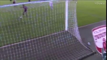巴西联赛史上最精彩比赛之一 内马尔VS小罗 桑托斯4:弗拉门戈5(2011/7/27)