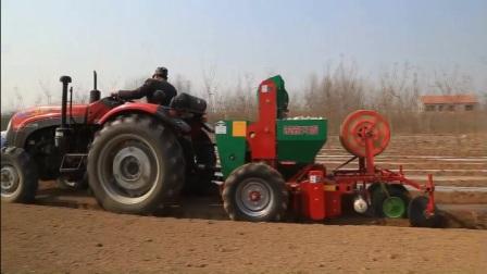 土豆多功能种植机