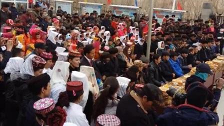 塔合曼乡2017年度肖贡巴哈尔节文体活动