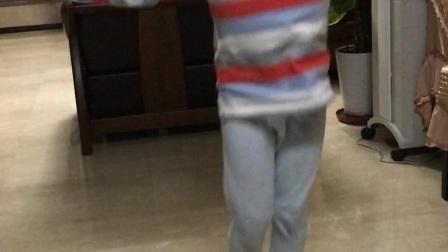 帅帅六岁半跳绳