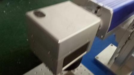 光纤打标机找焦距方法