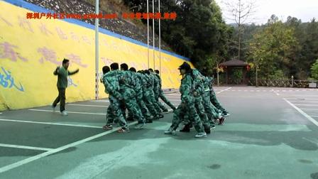 中建五局顺丰总部大厦项目部2017年精英拓展训练营