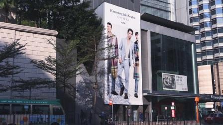 【户外广告】香港尖沙咀北京道1号 | TST6A | POAD