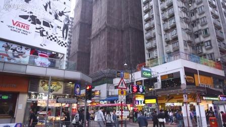【户外广告】香港旺角新宝戏院 | MK5C | POAD