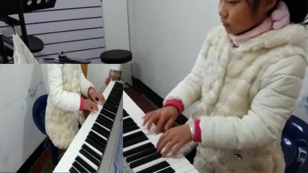 瓜沥教钢琴行