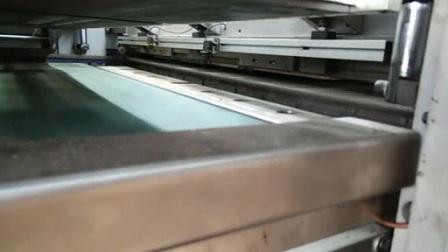 金威达C150全自动清废模切机