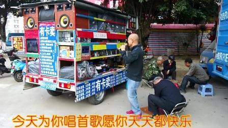 广西桂平街边歌手秒杀中国好声音