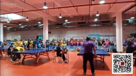 """长安镇商住小区""""联合杯""""乒乓球公开赛-快线传媒录制"""