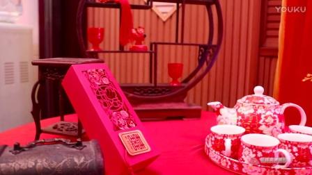 安乡花嫁中式婚礼 潘登