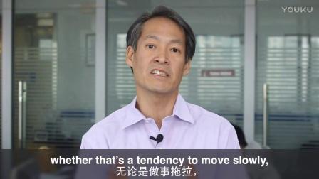 Larry Wang王承伦: 别成为职场里不想要的样子