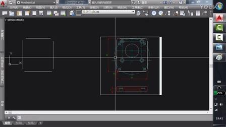 机械设计之图片格式图纸转化