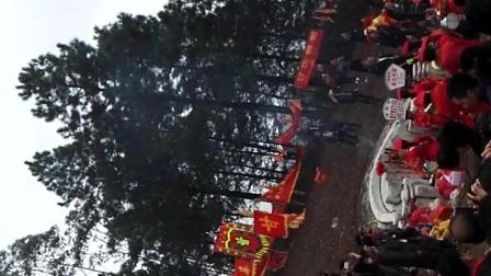 三月十九日紫金甘坑扫墓视频