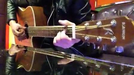 致敬家驹--海阔天空吉他弹唱