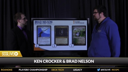 2015-12-19 SCGPC Legacy Deck Tech Death & Taxes with Brad Nelson