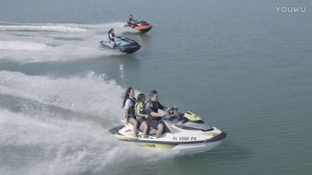 Sea-Doo摩托艇的乐趣生活