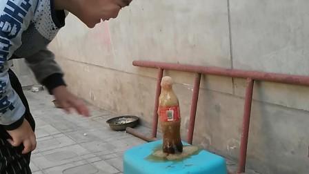 曼妥思+可乐