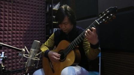 华国昌古典吉他音乐-演奏教学示范-月光