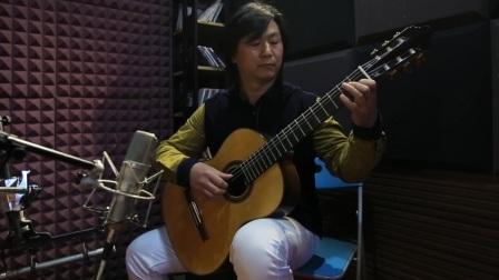 华国昌古典吉他音乐-演奏教学示范-致爱丽丝