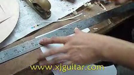 怎样贴Flamenco吉他护板?