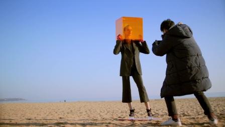 HUAWEI P10 创意视频之海边彩色人像篇