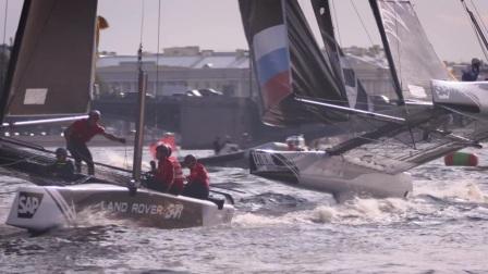 2017国际极限帆船系列赛™️