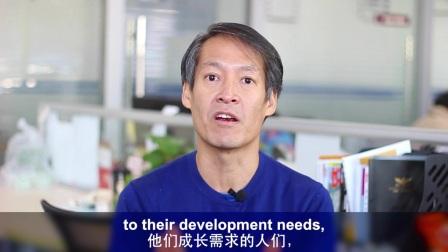 Larry Wang王承伦: 你是自己职场上的绊脚石么
