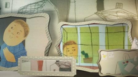 《门》(第二届丰子恺儿童图画书奖得奖作品)