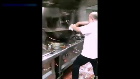 搞笑日更:有一种厨师,叫做老厨师!