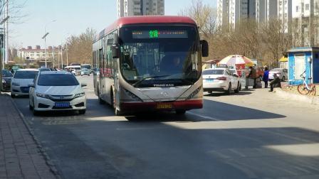天津公交JNP6122G青年鲶鱼