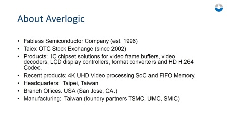 High-Speed and High-Density Video FIFO and How to face the 4K Era