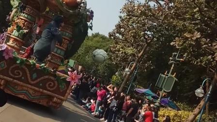 香港迪士尼之行(1)