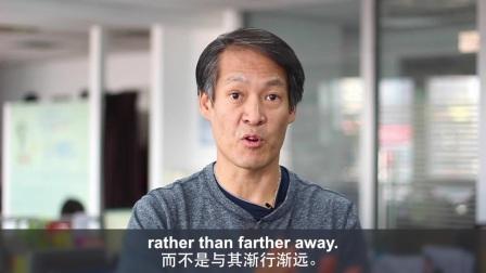 Larry Wang王承伦: 看职场达人如何逆境求胜
