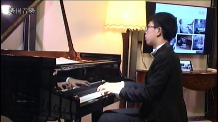 ABRSM(2015-2016)英皇考级8级A1 前奏曲与赋格
