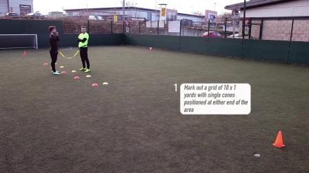 英超球员提高变向和敏捷能力的训练方法